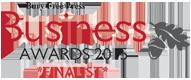 Bury Free Press Business Awards 2015 - FINALIST