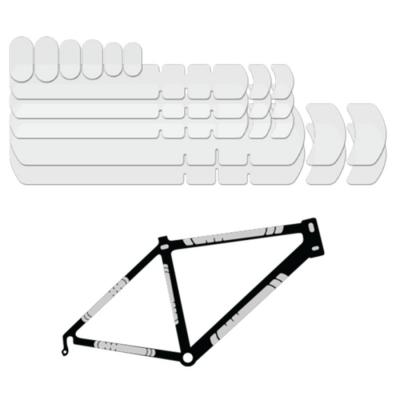 LizardSkins Frame Protector Kit