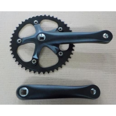 Giant Ease E+ CrankSet (Arm length 170mm) Black, 1220-246PP-01V