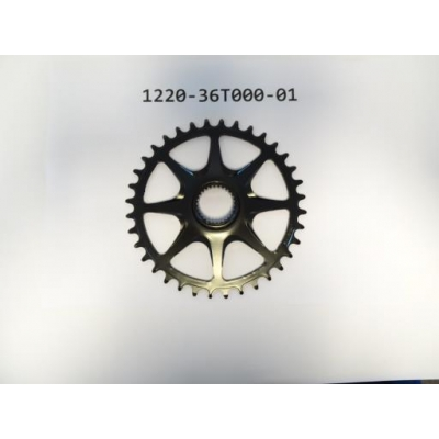 Giant Chainwheel 36T Direct Mount from Fathom E+3 2019, 1220-36T000-01