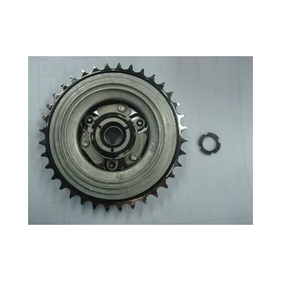 Giant Suede Chainwheel SANYO 1/2X3/32X36T STEEL RING W/LOCKNUT, 1220MEU04-01V