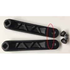 Giant Fathom E+3 (2020) Crank Arms (Arm length 165mm) ...
