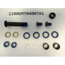Giant Trance E+ (2019) Rear Shock Bolt Kit, Shock GM70...