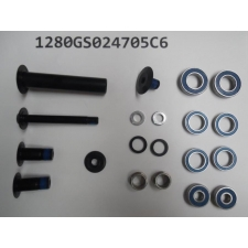Giant 2015 Glory Advanced Rock Arm Bolt Kit, 1280GS024...