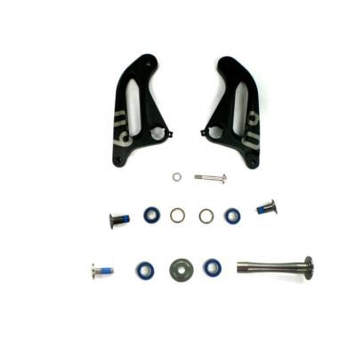 Giant 2011 Reign Rock Arm and Bolt Kit, Shock GS034C, 1280GS034C08A3