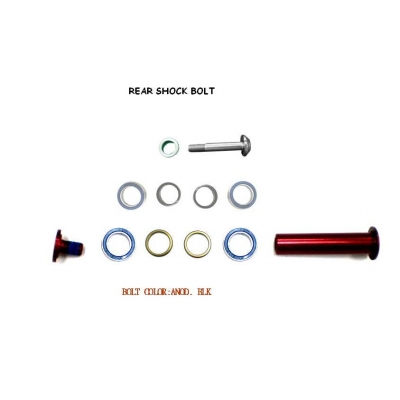 Giant Anthem X Shock Bolt Kit, Shock GS801A,  1280GS801A05A1