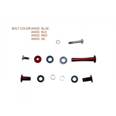 Giant Rock Arm Bolt Set (Anthem X, 2011), 1280GS804R10A9