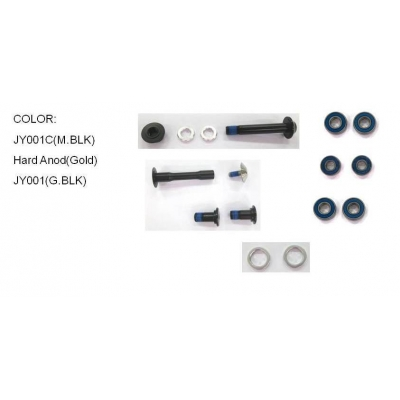 Giant  GS8346 Rock Arm Bolt Set (Trance), Black, 1280GS834603A1