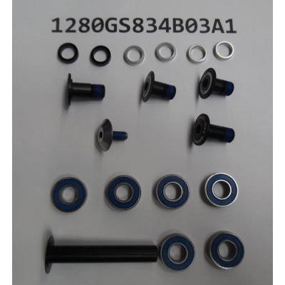 Giant Hail (2017) Rocker Arm Bolt Kit, Shock GS834B, 1280GS834B03A1