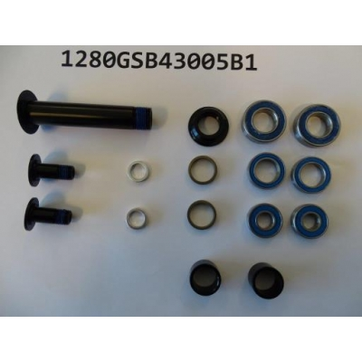 Giant Stance GSB430 Rear Frame Bolt Kit, 1280GSB43005B1