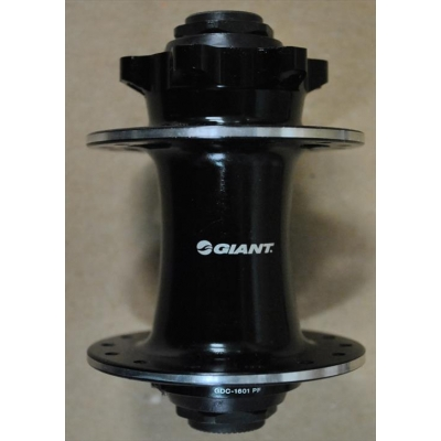 Giant Front Hub, 28HX100/12mm, 1510-DC1601-701