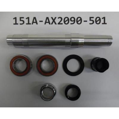 Giant Rear Hub Axle Service Kit for SRAM XD Drive body 142/12mm (Anthem SX 2016), 151A-AX2090-501