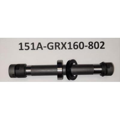 Giant Rear Hub Axle Service Kit for PR-2 Disc (TCR advanced 2017),151A-GRX160-802
