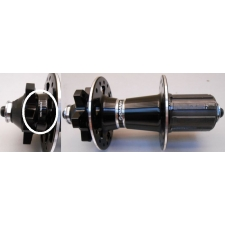 Giant P-XC2 Rear Hub, 1520-DC1524-503
