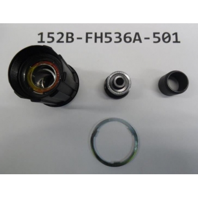 Giant 11 Speed Sealed Bearing Freehub Body, FH536A-501