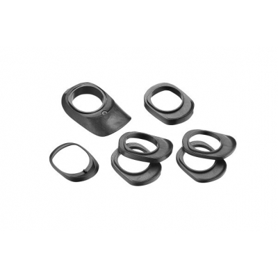Giant Langma Headset Stem Spacer 5-7-10mm and Con Spacer For Contact SL OD2 Stem