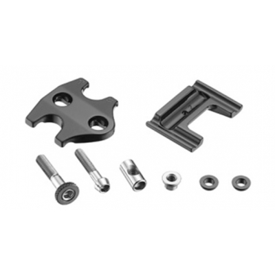 Giant TCR Seat Clamp and Bolt Set, 17216OB0100A7