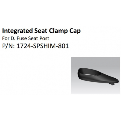 Giant Revolt Seat Clamp Cover, 1724-SPSHIM-801
