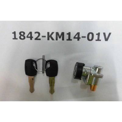 Giant Rear Horizontal Battery Lock for MY14 Twist (w/o Ring lock), 1842-KM14-01V