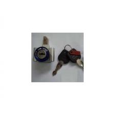 Giant Rear Horizontal battery Lock W/O Rimlock, With B...