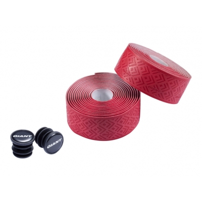 Giant Stratus Lite 2.0 Bar Tape - Red (2.0mm thickness)