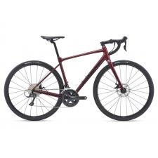 Giant Contend AR 3 Road Bike, Garnet 2021