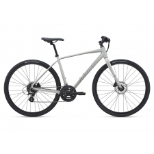 Giant Escape 2 Disc Hybrid Bike, Concrete 2021