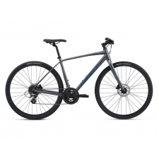 Giant Escape 2 Disc Hybrid Bike, Charcoal 2021