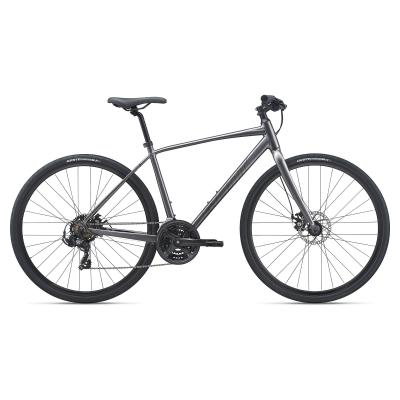 Giant Escape 3 Disc Hybrid Bike, Metallic Black 2021