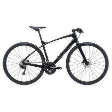 Giant FastRoad Advanced 1 Carbon Flatbar Road Bike 2021