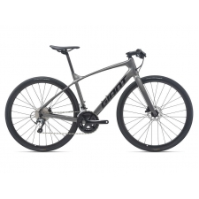 Giant FastRoad Advanced 2 Carbon Flatbar Road Bike 2021