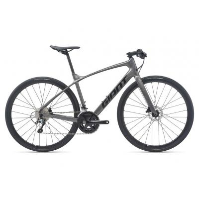 Giant FastRoad Advanced 2 Carbon Flatbar Road Bike 2021