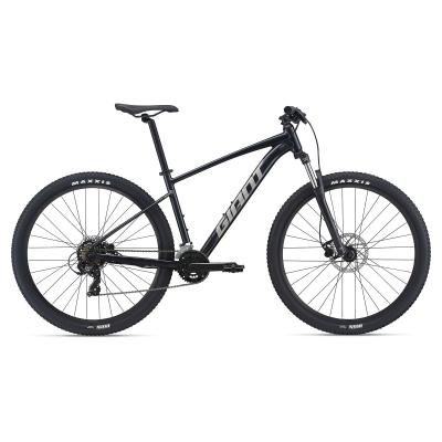 Giant Talon 29 3 Mountain Bike, Metallic Black 2021
