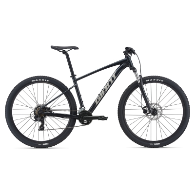 Giant Talon 3 Mountain Bike, Metallic Black 2021