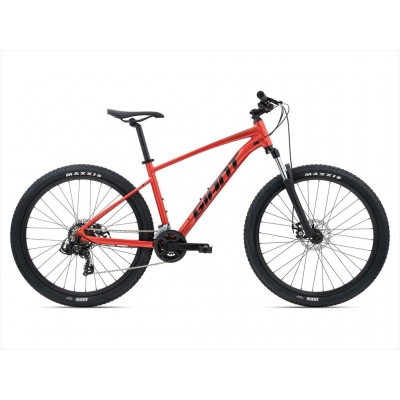 Giant Talon 4 Mountain Bike, Lava Red 2021