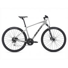 Giant Roam 3 Disc All-terrain Hybrid Bike, Concrete 20...