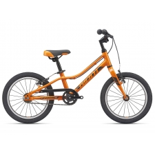 Giant ARX 16 Light Weight Kid's Bike, Orange 2021