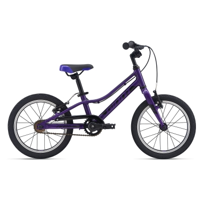 Giant ARX 16 Light Weight Kid's Bike, Purple 2021