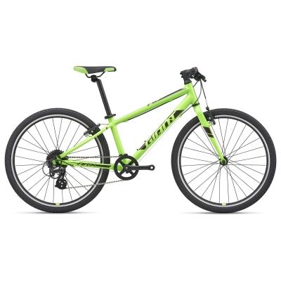 Giant ARX 24 Lightweight Kid's Bike, Neon Green 2021