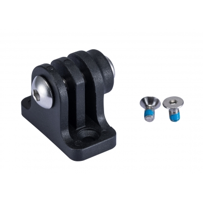 Giant Mini GoPro Plastic Mount, Compatible with 410000093 & 410000094 & 410000095