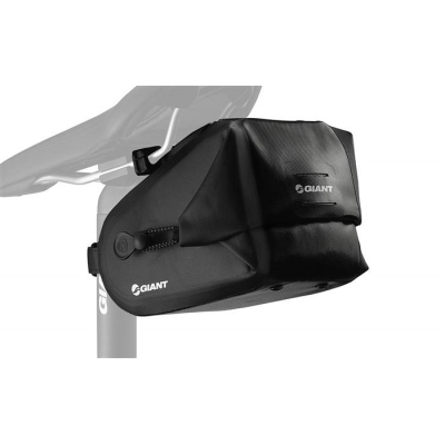 Giant WP Waterproof Seat Bag, Large