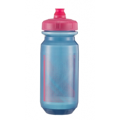 Liv  2019 Pour Fast DoubleSpring Bottle (Blue/Pink) 600ml
