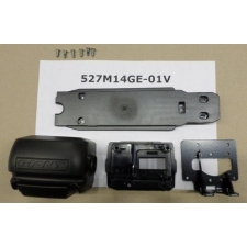 Giant Horizontal Battery slider/connector/cover for ca...