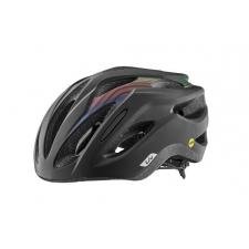Liv Rev Comp MIPS Road Helmet, Matte Black/Gradient Red