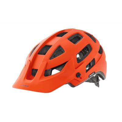 Giant Rail SX MIPS Mountain Bike Helmet, Matte Orange
