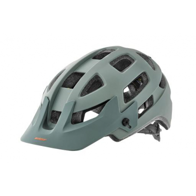 Giant Rail SX MIPS Mountain Bike Helmet, Matte Slate Grey
