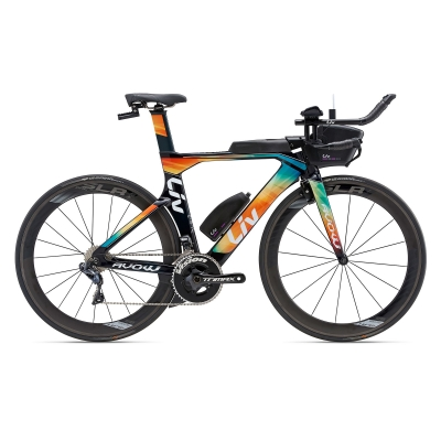 Liv/Giant Avow Advanced Pro 1 Women's Carbon Triathlon / Time Trial Bike 2018