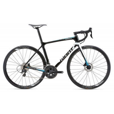 Giant TCR Advanced 2 Disc Carbon Road Bike 2018