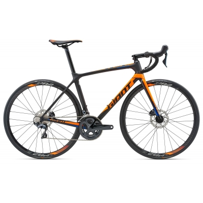 Giant TCR Advanced 1 Disc Carbon Road Bike 2018