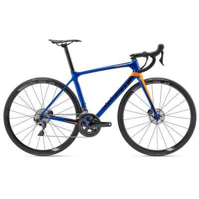 Giant TCR Advanced Pro 1 Disc Carbon Road Bike 2018